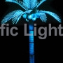 Blue Tiara Coconut Lighted Palm Tree | Products | Pacific Lights Inc.