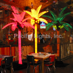 Tiara Coconut Lighted Palm Tree | Products | Pacific Lights Inc.