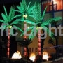 16' and 20' Tiara Coconut Tree | Products | Pacific Lights Inc.