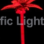 Red Tiara Coconut Lighted Palm Tree | Products | Pacific Lights Inc.